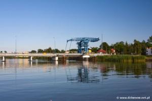 Dziwnów most zwodzony